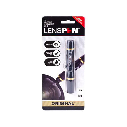 картинка LENSPEN NLP-1 Карандаш для чистки оптики  LENSPEN Original (Lens Cleaner) от магазина Chako.ua