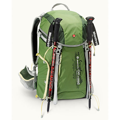 картинка Manfrotto OFFROAD Hiker 30L Backpack MB OR-BP-30GR	 Green от магазина Chako.ua
