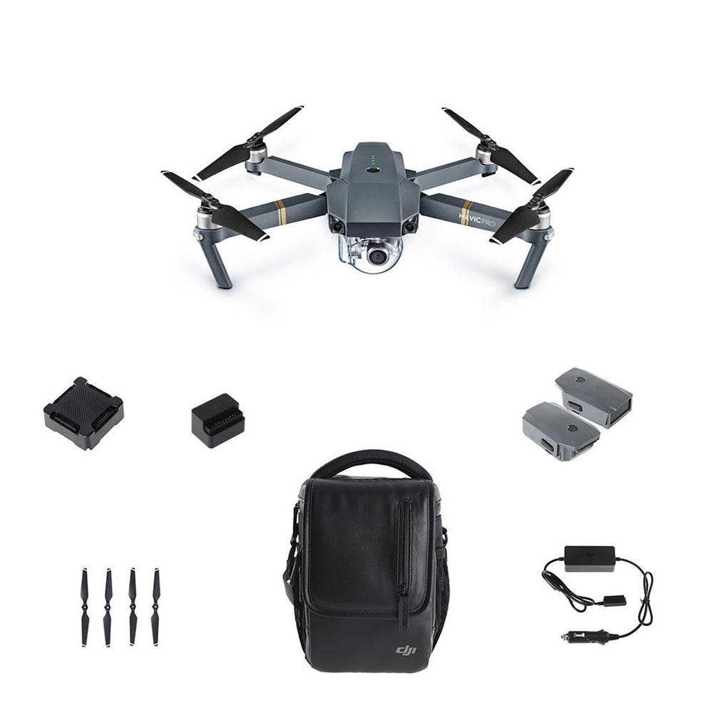 mavic air combo standard отличие