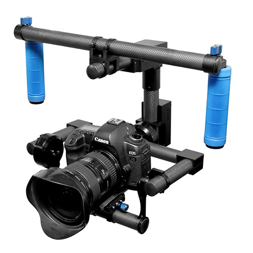 Гироскоп для видеокамеры своими руками
