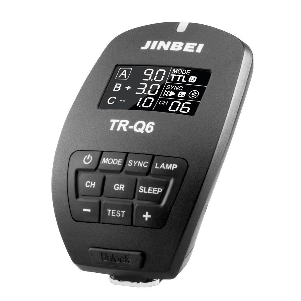 картинка Jinbei TR-Q6S Blue tooth smart transmitter (SONY) от магазина Chako.ua
