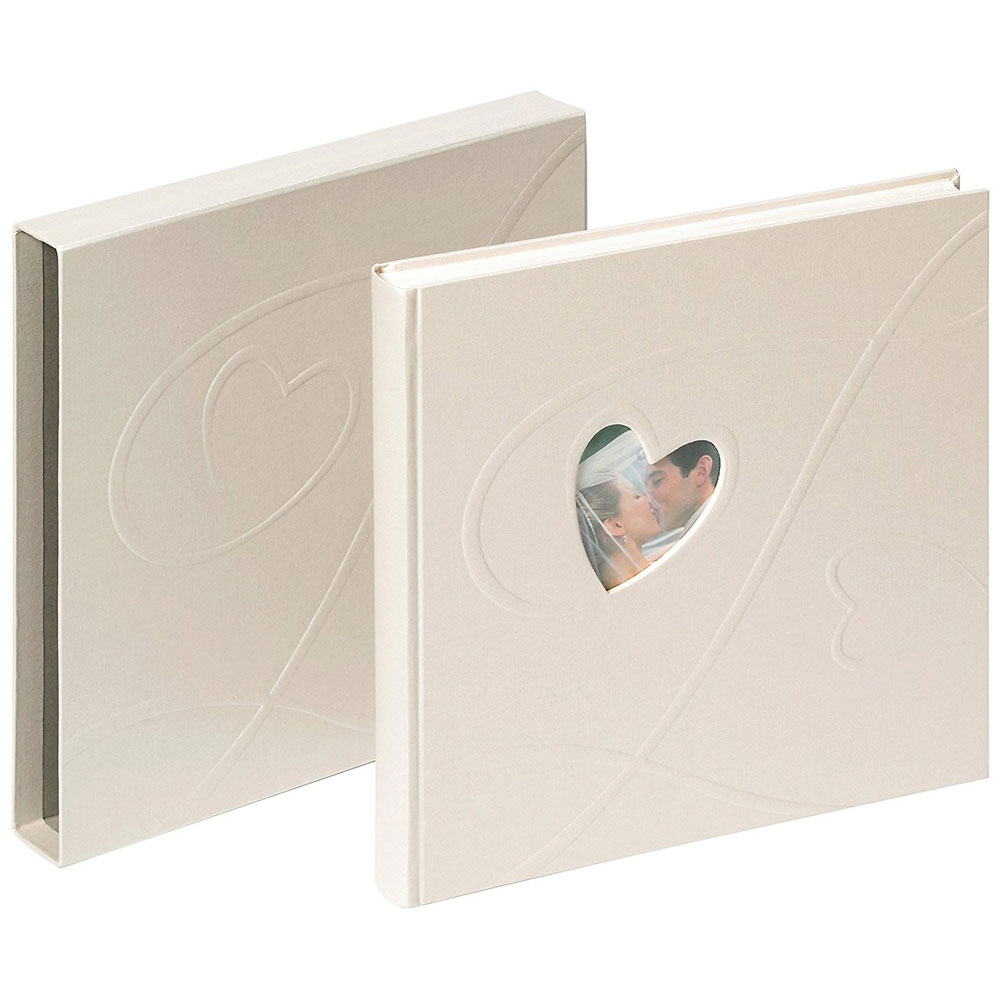 картинка Альбом Walther 34*33 Wedding album Amore 60 pages UH-124 BOX от магазина Chako.ua