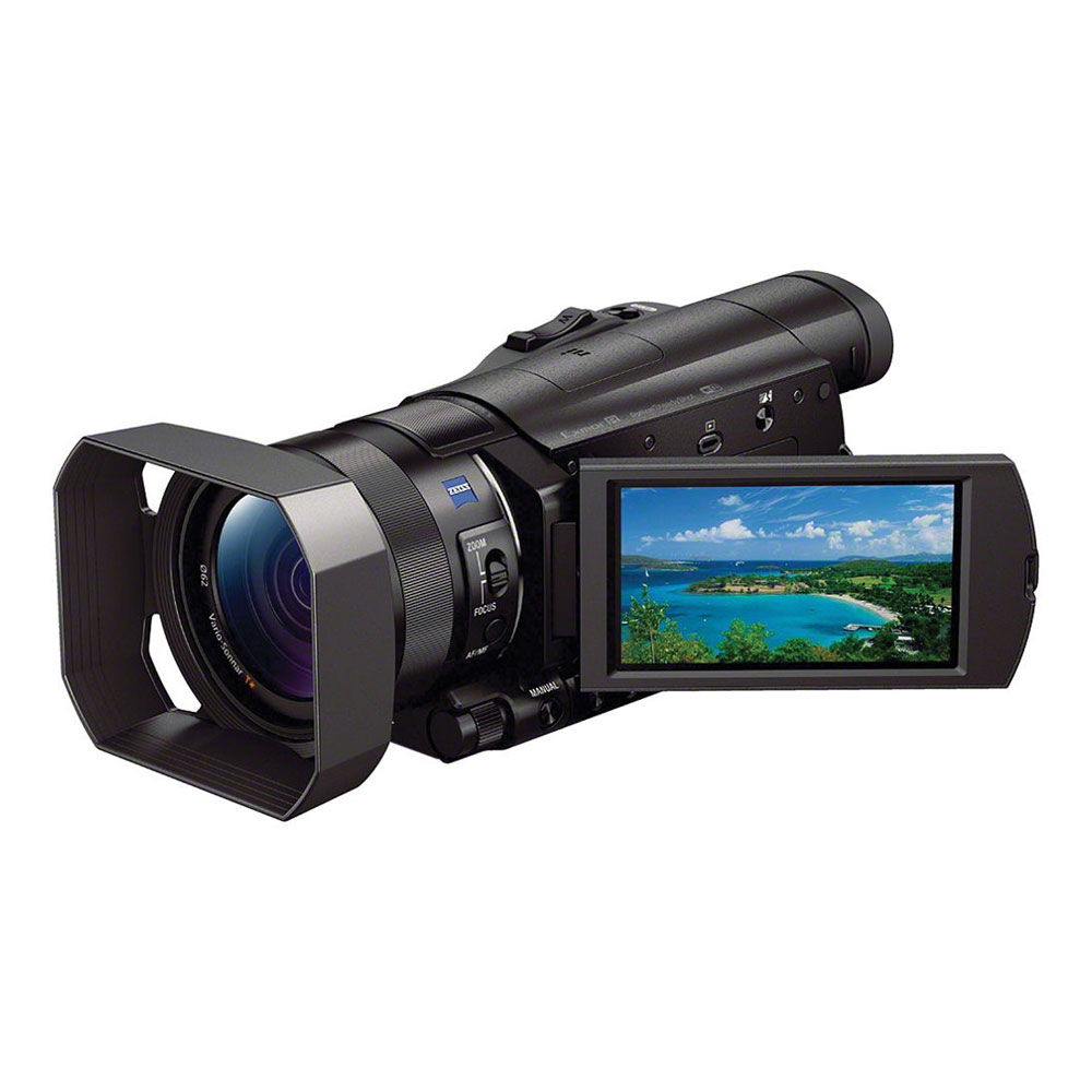картинка Sony Camcorder FDR-AX100  4K Flash от магазина Chako.ua